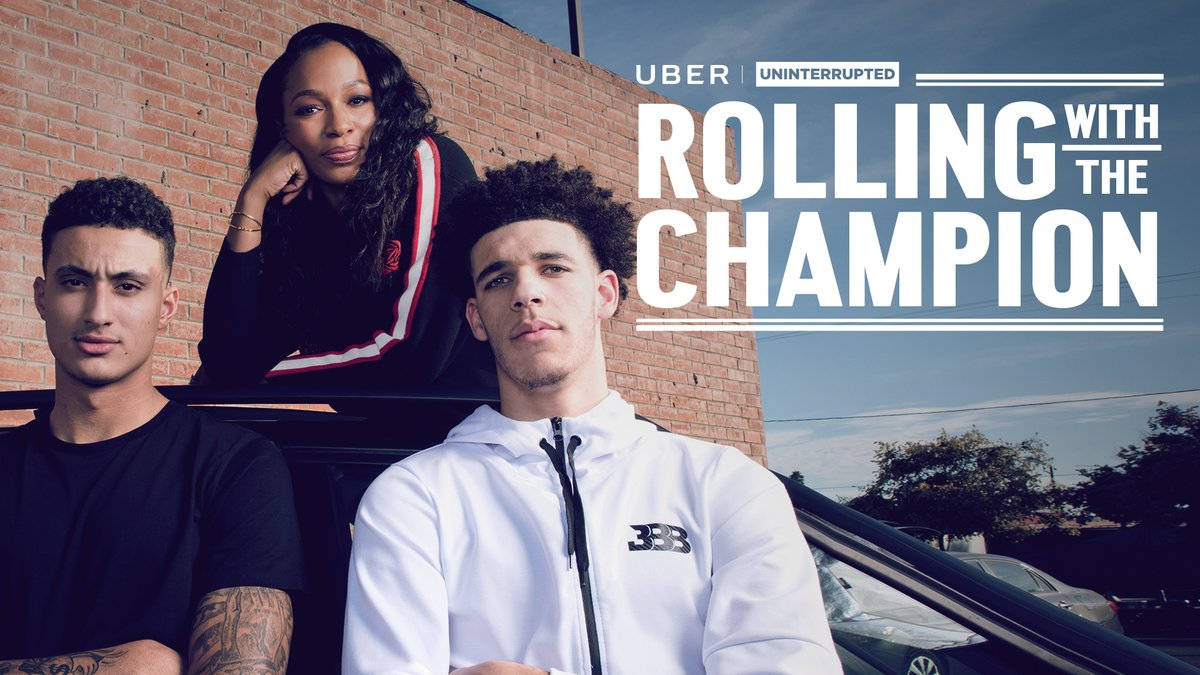 Uber's Chief Brand Officer Launches NBA Themed Ad