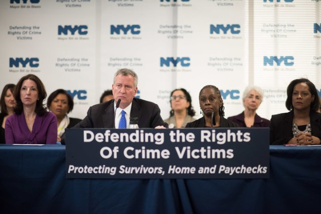 NYC Passes Bill That Grants Domestic Violence Victims Paid Time Off