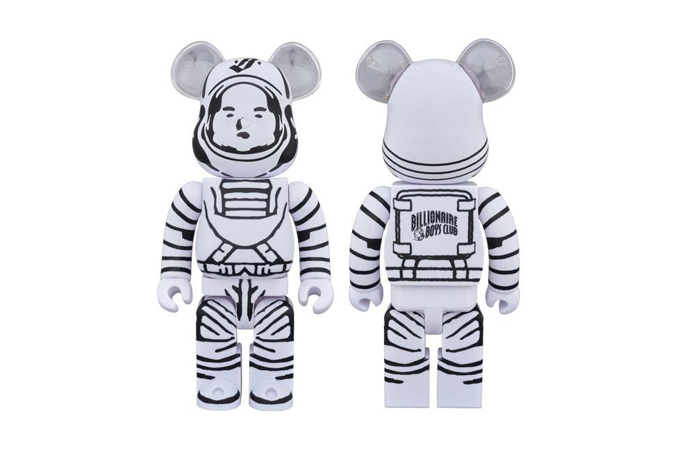 896bc9ec0 Billionaire Boys Club   Medicom Set to Drop an Astronaut BE RBRICK
