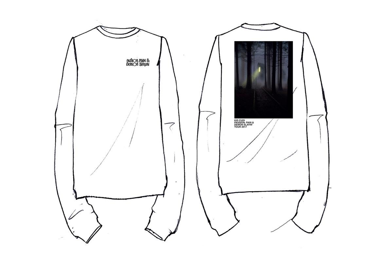 2f885457 Kid Cudi Drafts Virgil Abloh for Merchandise Design | The Source