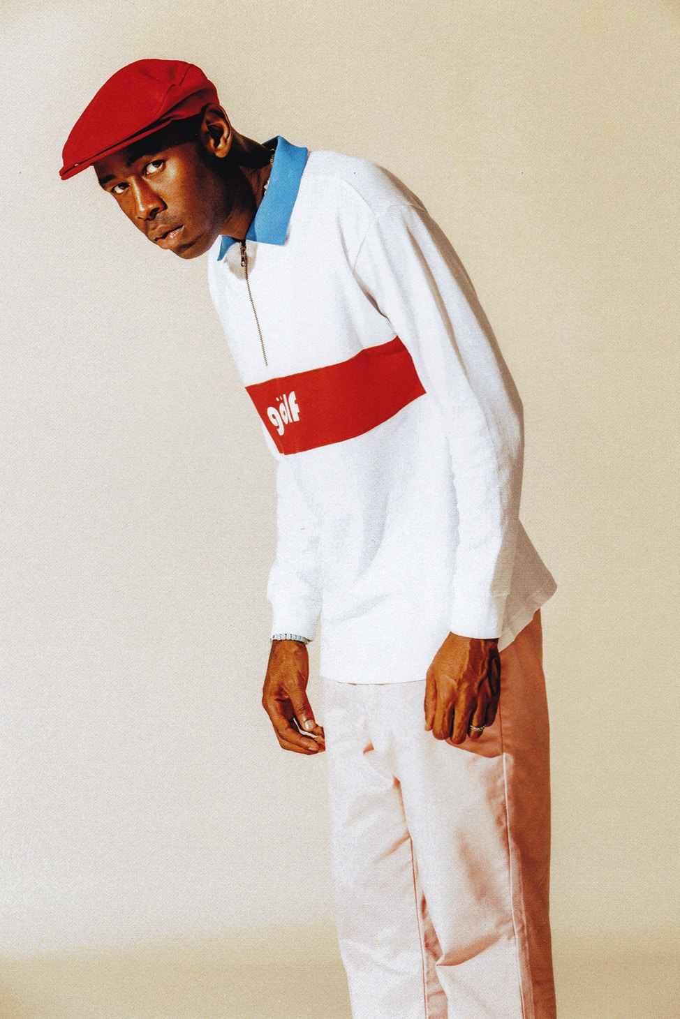 10e8c5c36105 Tyler the Creator s Golf Wang Flagship Store Opening on Fairfax