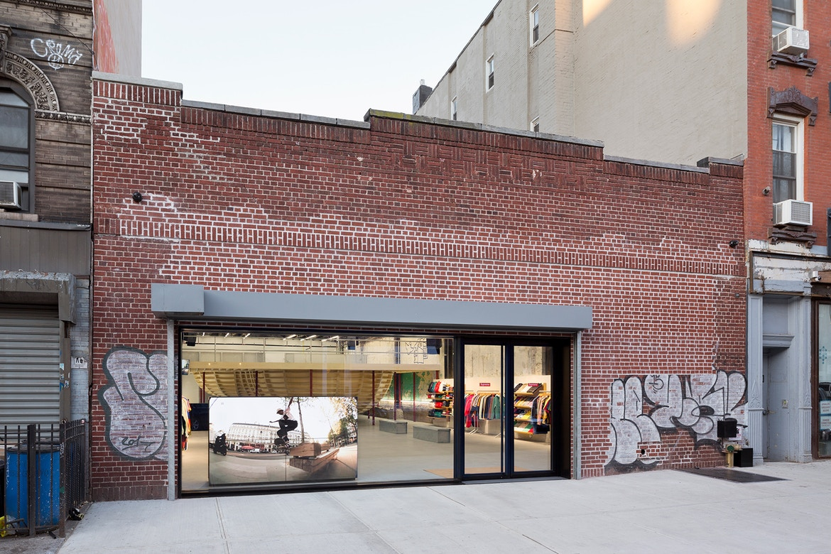 Supreme 39 s new brooklyn store opens this week the source for Craft stores in brooklyn