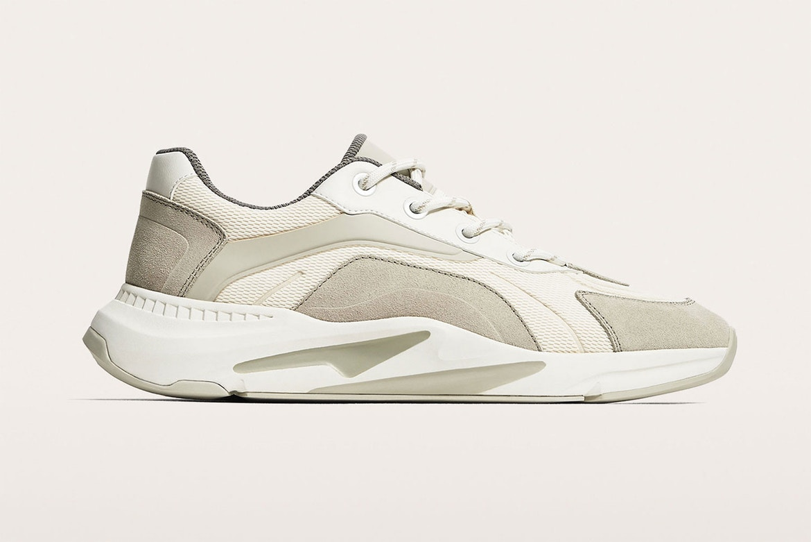 cheap for discount 9999b 8dbf1 Zara Rips Off YEEZY Boost Wave Runner 700 | The Source