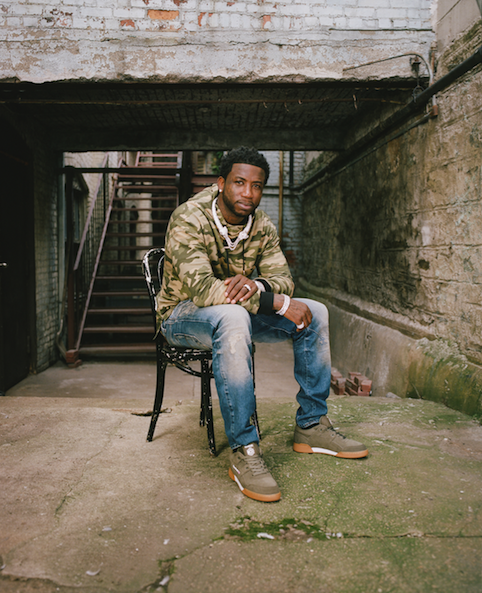 Gucci Mane Announces New Partnership With Reebok as he Continues to Make Hits