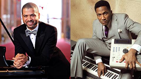 Jason Moran and Q-Tip Begets 'Hip Hop Era' At Kennedy Center