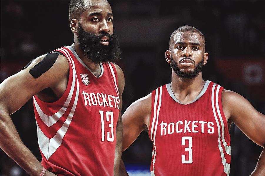 Houston Rockets 2017-2018 Season Preview  Rockets Ready For Take Off 51ac6afda