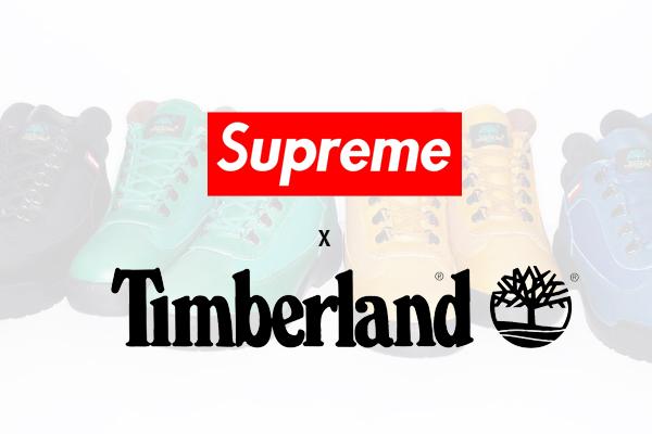 supreme timberland