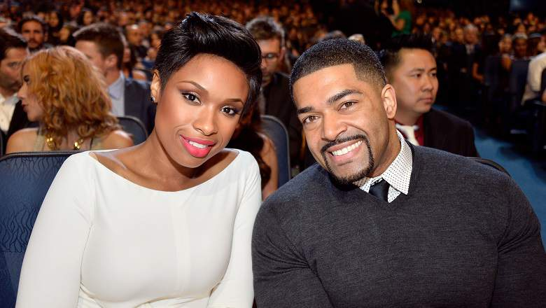 Here's why Jennifer Hudson will let David Otunga see their son