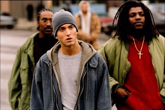 8 Mile Was Released in Theaters 15 Years Ago
