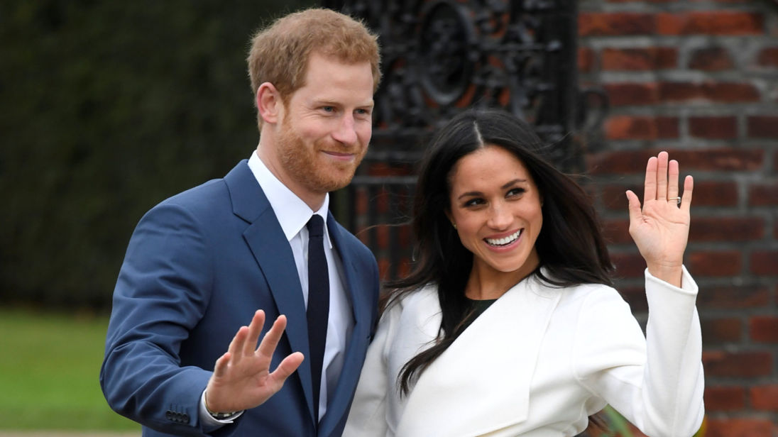 A Royal Wedding: Prince Harry and Meghan Markle Are Engaged
