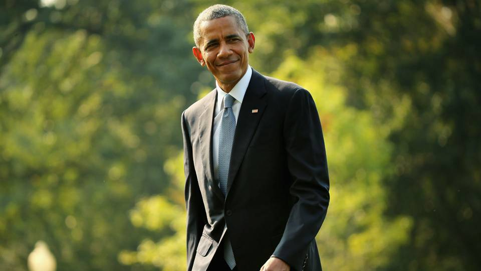 Barack Obama Reports for Jury Duty in Chicago