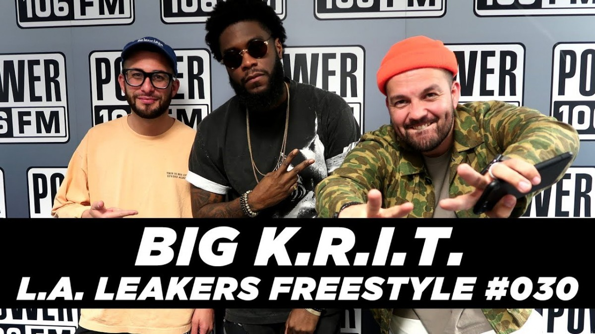 Big Krit Freestyle With The L