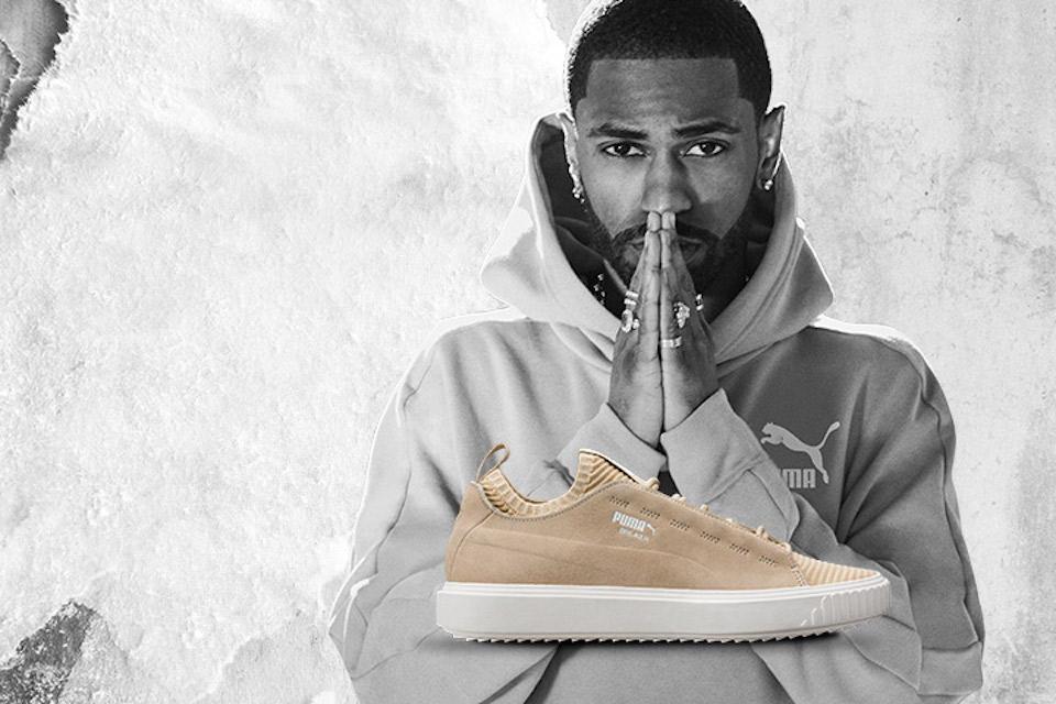 Big Sean Reveals His For Collaborative Shoe with PUMA 471ae016f