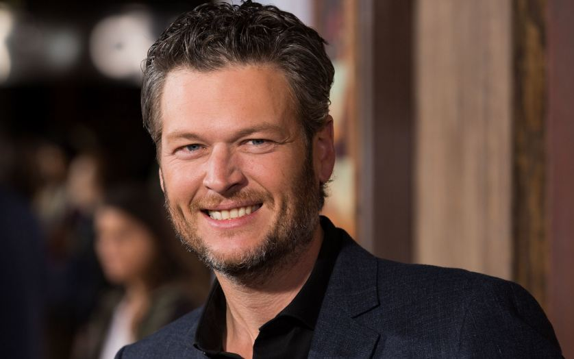 Blake Shelton is People's 2017 'Sexiest Man Alive'