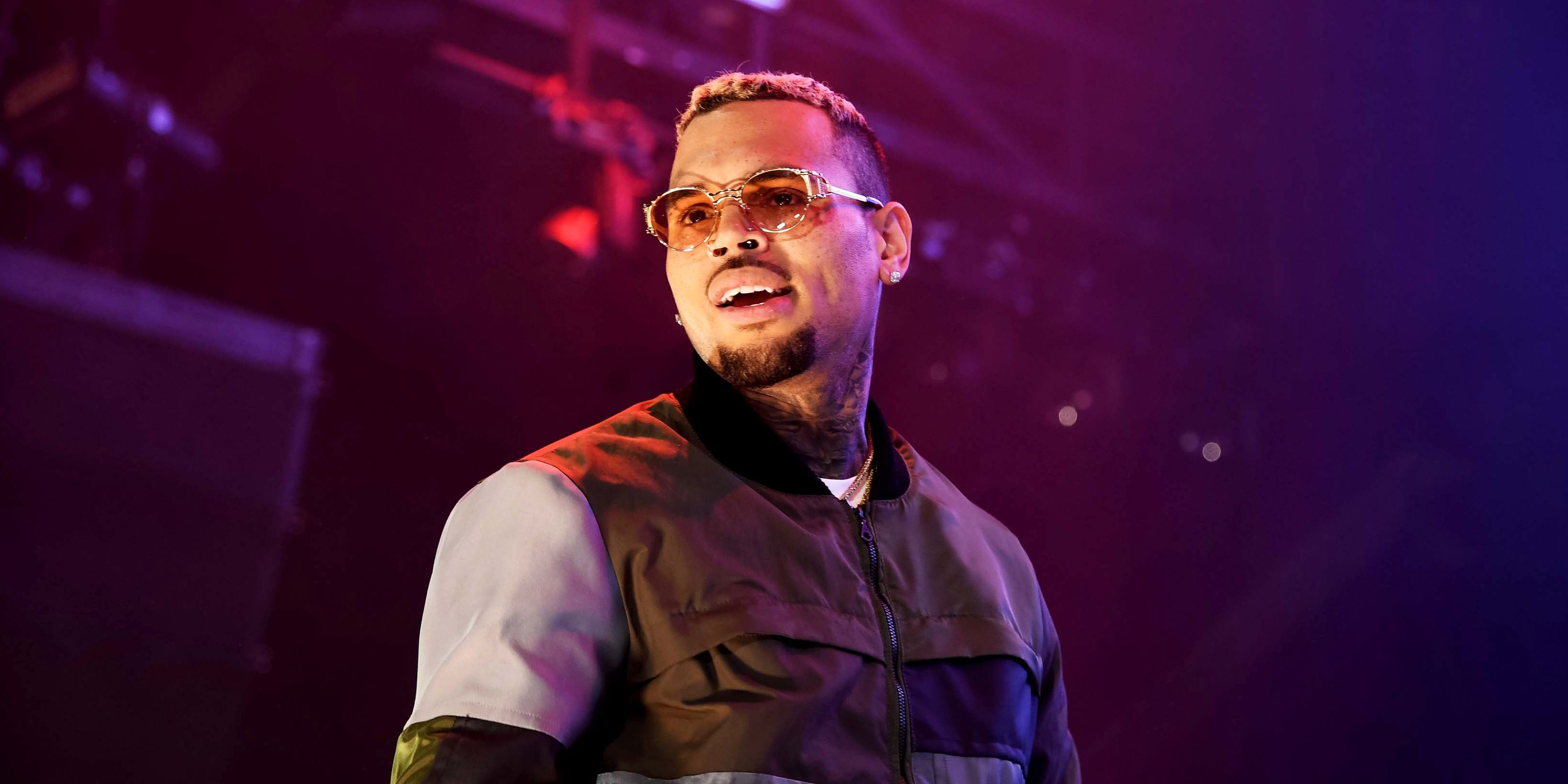 Chris Brown is Confused About Projected Album Sales