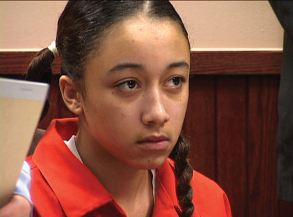 Cyntoia Brown is a Child Sex Slave Who Was Sentenced to Life in Prison for Killing Abuser