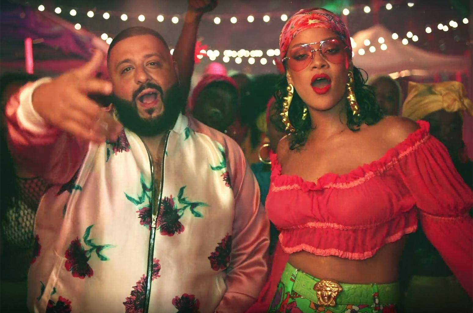DJ Khaled Still Gets Starstruck Around Beyonce and Rihanna