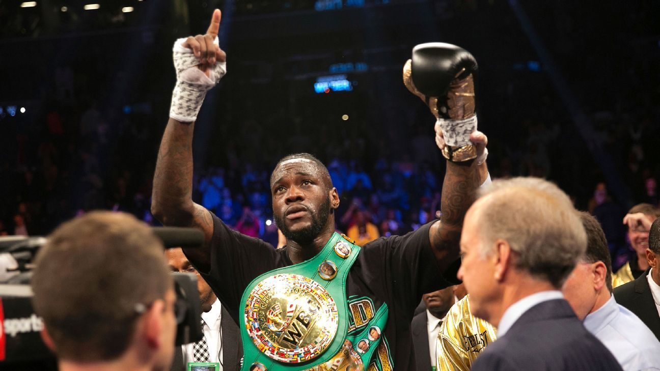 Deontay Wilder Demolishes Bermane Stiverne Eyes Joshua For Mega Fight
