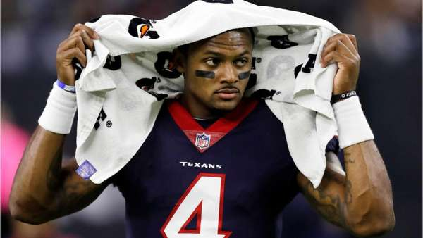 Deshaun Watson Tears ACL Done For The Season