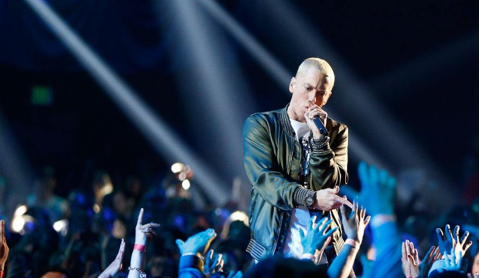 "Eminem Releases New Song ""Walk on Water"" Featuring Beyonce"
