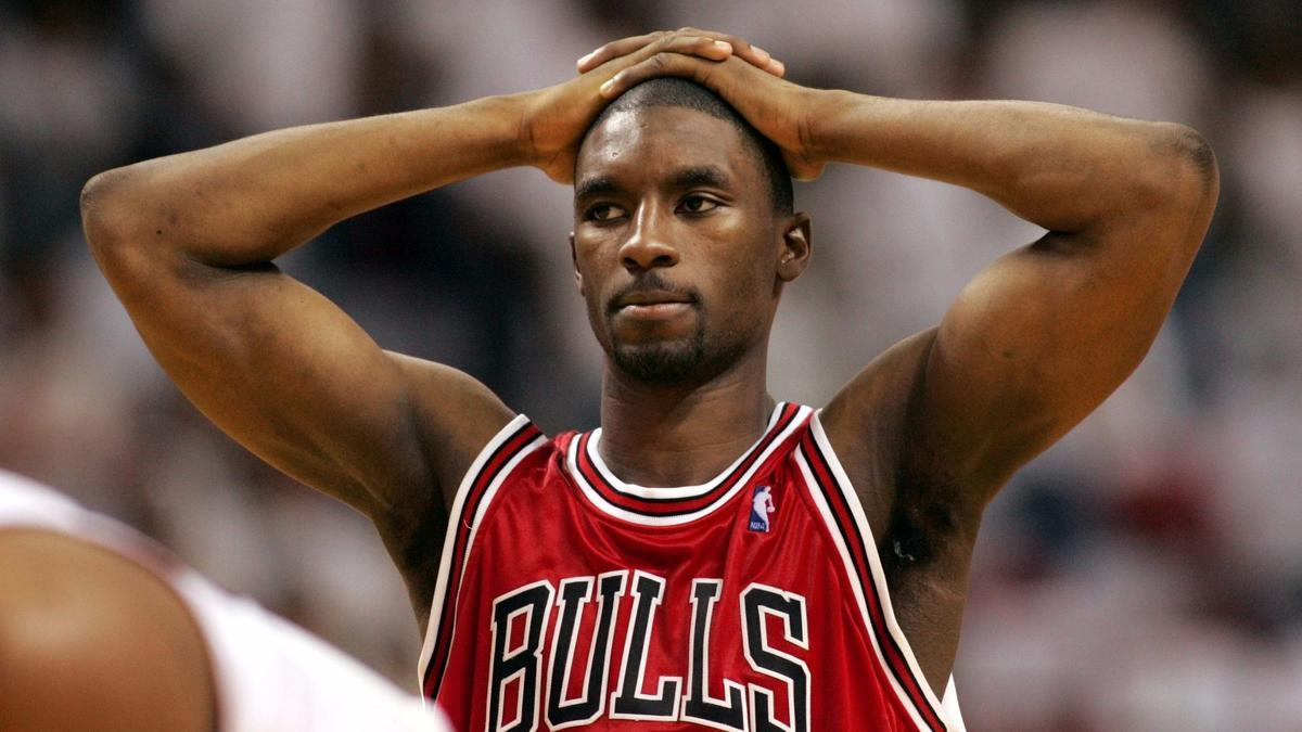 Ex-Bull Ben Gordon arrested for felony robbery
