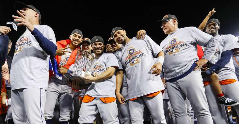 Houston Astros Captures First World Series Championship