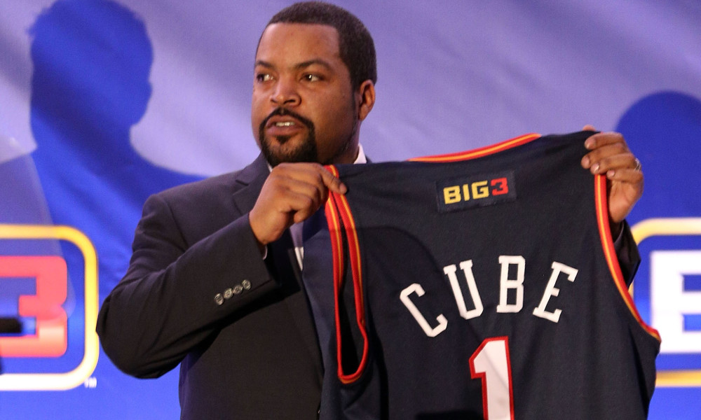 Ice Cube's Big3 Basketball League Will Have Their Games Broadcast Live Next Season
