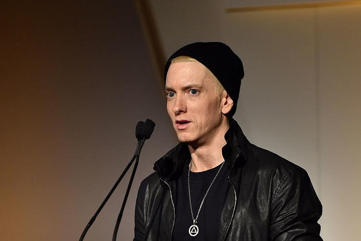 Is Eminem's New Album 'Revival' Dropping in December?