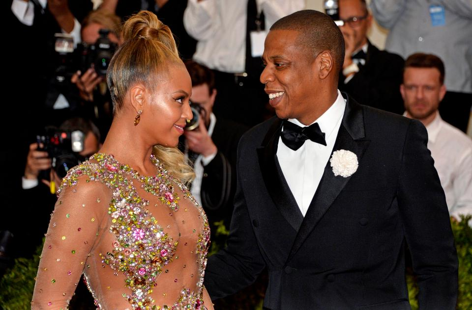 Jay Z admits to having cheated on wife Beyoncé