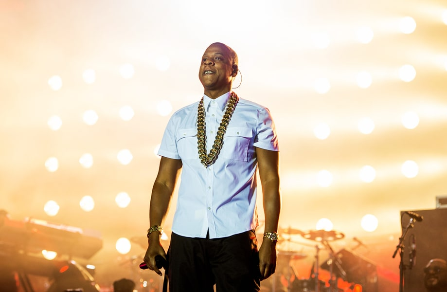 """JAY-Z Slams Rumors of Flopping Tour Sales: """"They Can't Stop Me, I Can't Be Stopped"""""""