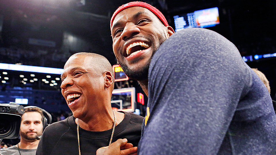 "JAY-Z to LeBron James: ""I'm the King of Cleveland Now"""
