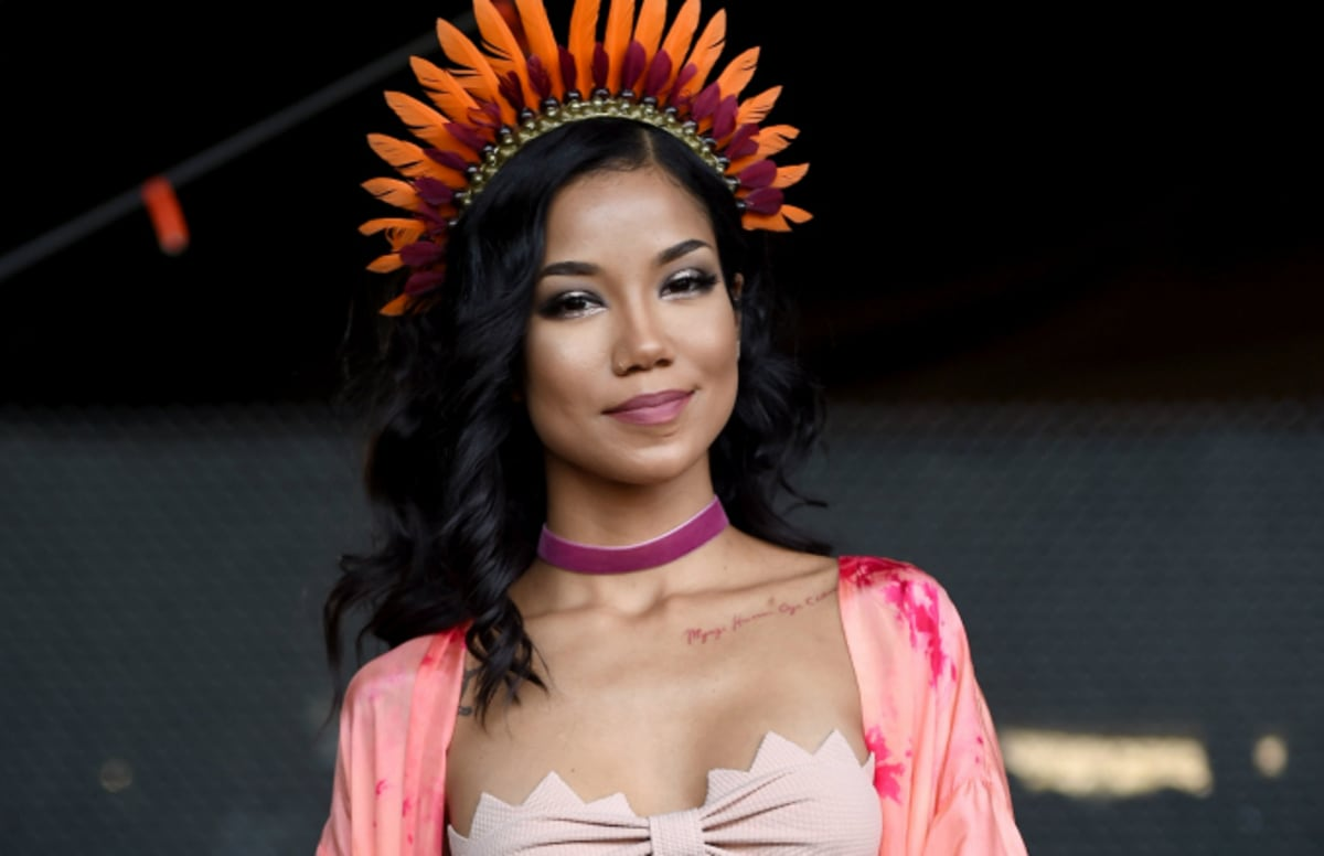 Jhene Aiko Talks Big Sean Tattoo the Loss of Her Brother And Trying Psychedelic Drugs