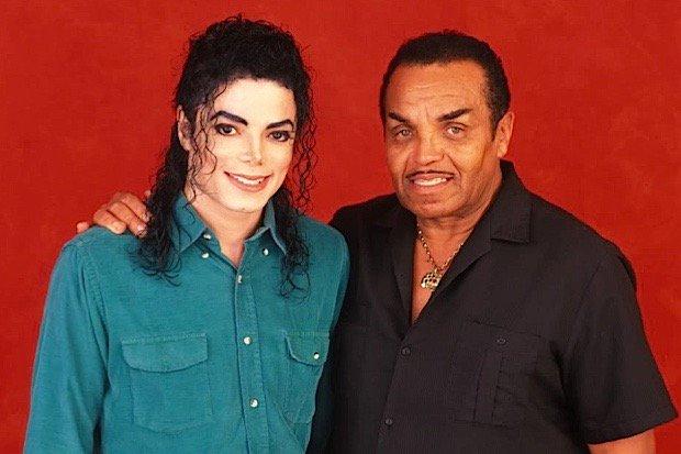 Joe Jackon Michael Jackson