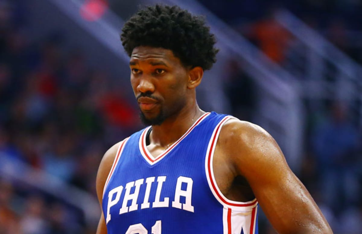 Joel Embiid is Looking for Fans to Help Select a New Hot Sauce