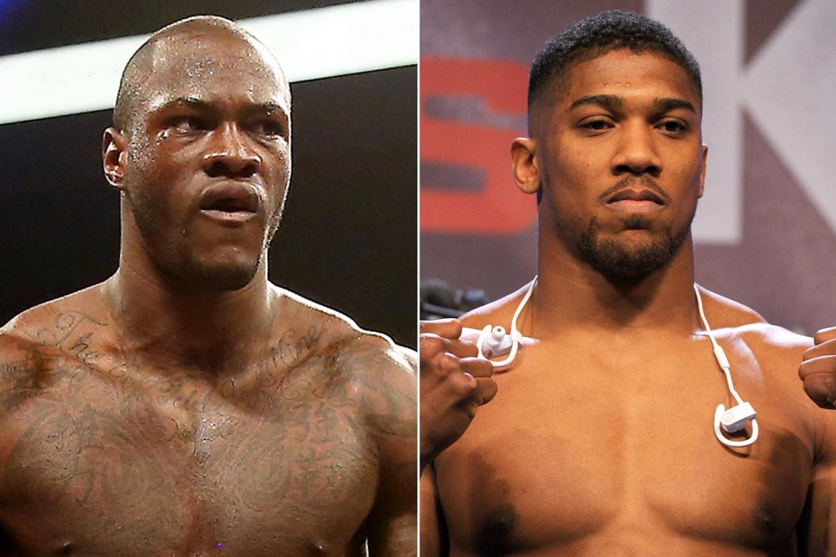 Joshua Vs Wilder Boxings Next Mega Fight Coming In