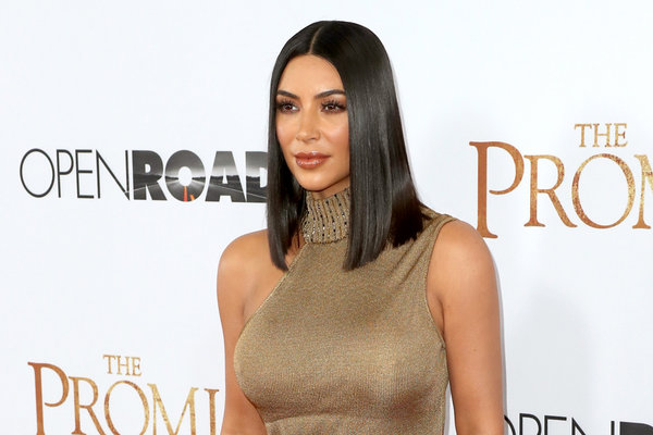 Kim Kardashian Accidentally Reveals Third Baby's Gender on 'Ellen'