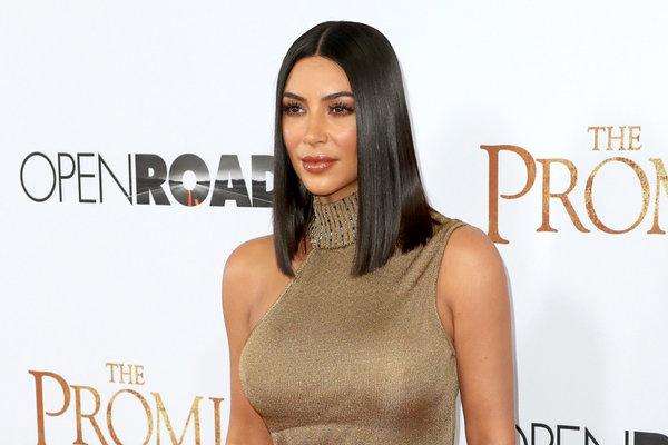 Kim Kardashian Accidentally Reveals Third Baby's Gender on 'Ellen'