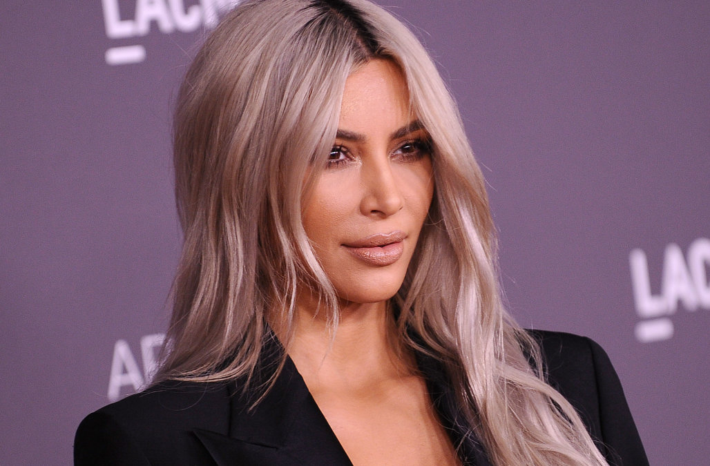 Kim Kardashian's Fragrance Line Garners $10 Million in One Day