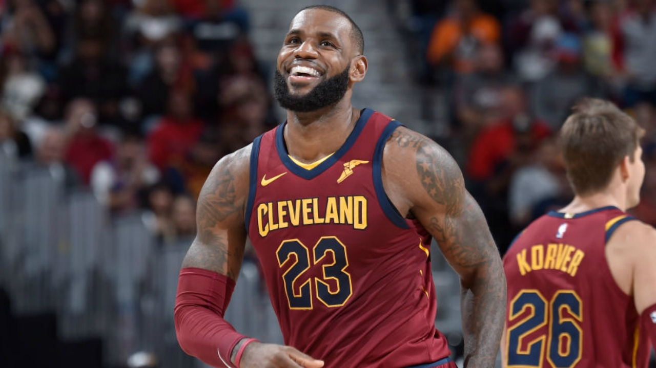 "LeBron James to Star in Animated Movie ""Smallfoot"" Next Summer"