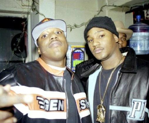 """Mase Takes Shots at Cam'Ron in New Song """"The Oracle"""""""