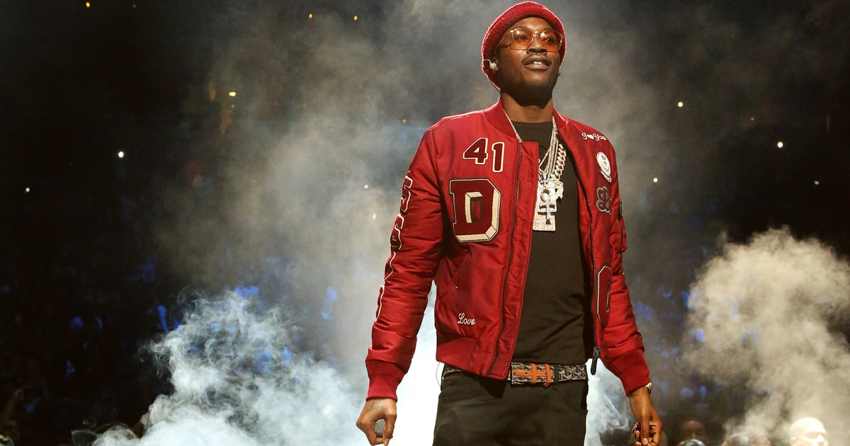 Meek Mill's Annual Turkey Giveaway Still Went On