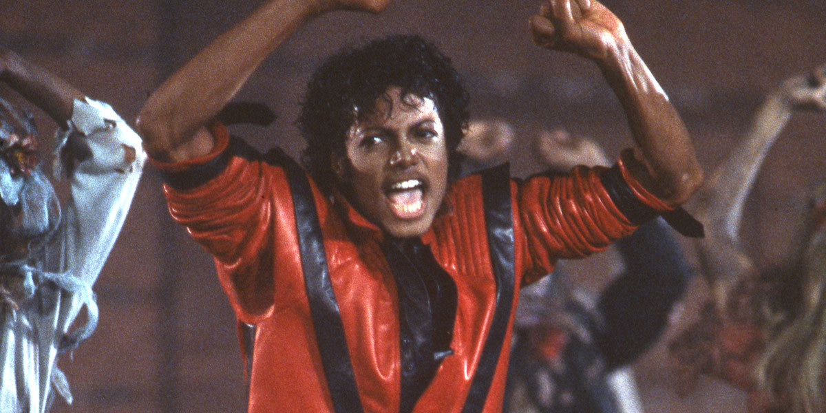 Micheal Jackson's Thriller is Re-Created in NBA 2K18