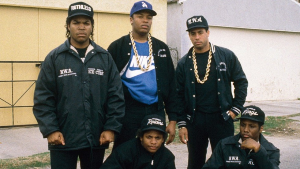 Today In Hip Hop History: N.W.A. Inducted Into Rock N' Roll Hall Of Fame 5 Years Ago