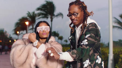 Nicki Minaj & Future Almost Dropped a Collaborative Mixtape
