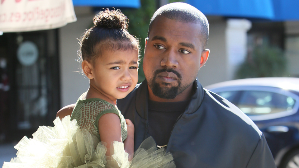 North West Wants to Make Youtube Tutorials But Kanye Ain't Here For It