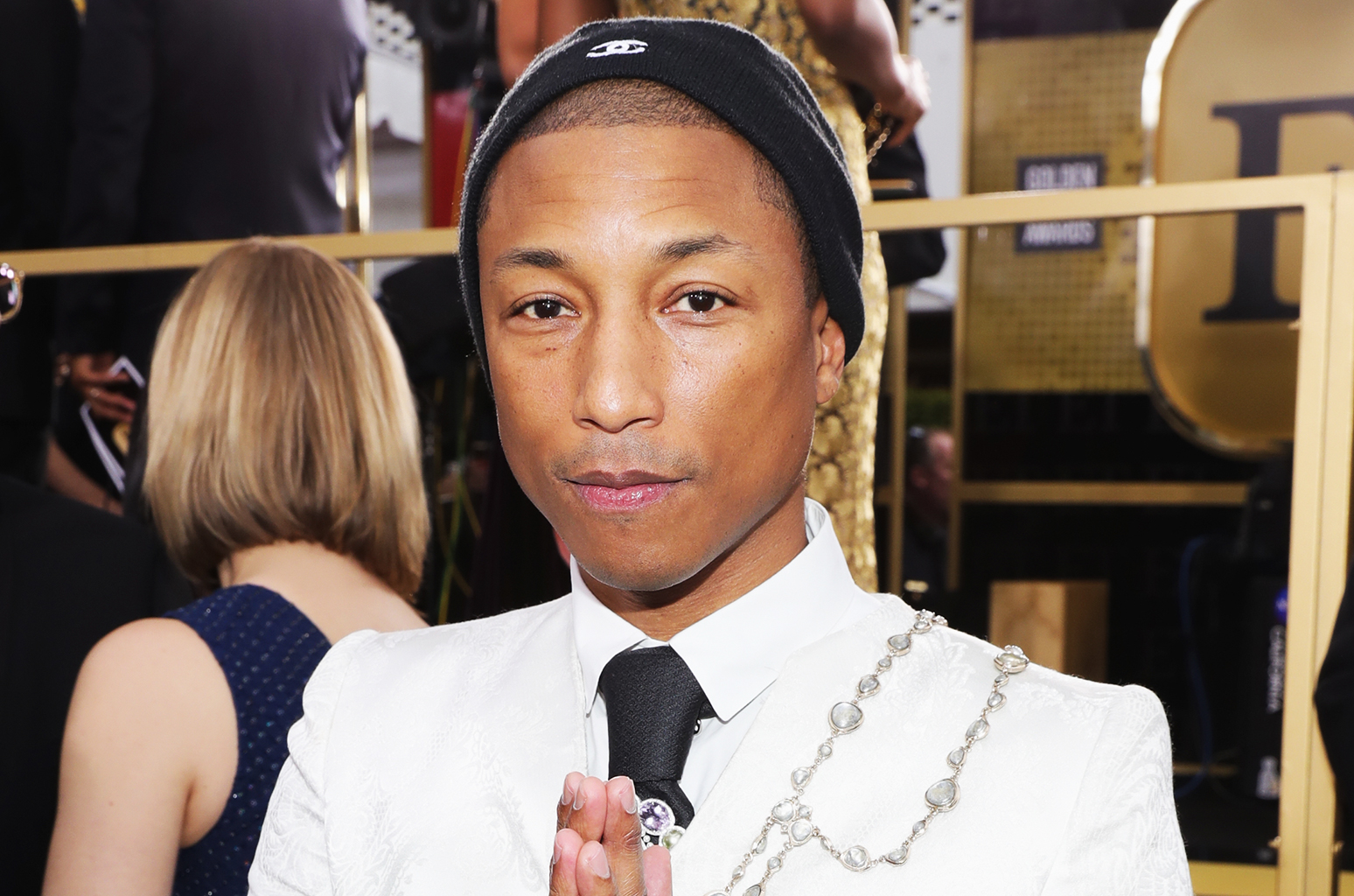 Pharrell Made a Song That Won't Drop Until 2117