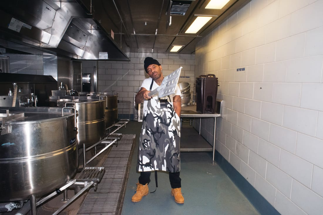 Prodigy's Prison Food Recipes Are Finger Licking Good
