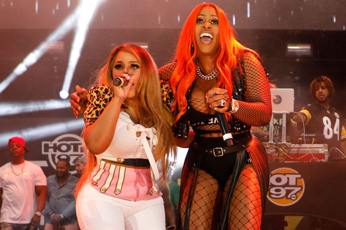 "Remy Ma Drops Lil Kim-Assisted Track, ""Wake Me Up"""