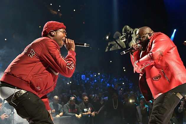 Rick Ross, Macklemore, & More Support Free Meek Mill Rally