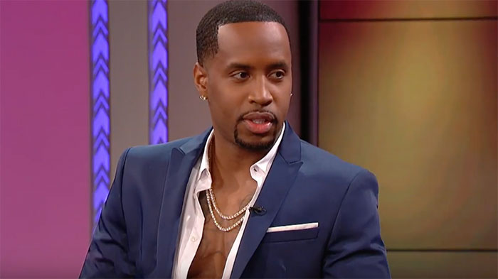 "Safaree is Feeling Nicki Minaj's ""Motorsport"" VerseSafaree is Feeling Nicki Minaj's ""Motorsport"" Verse"
